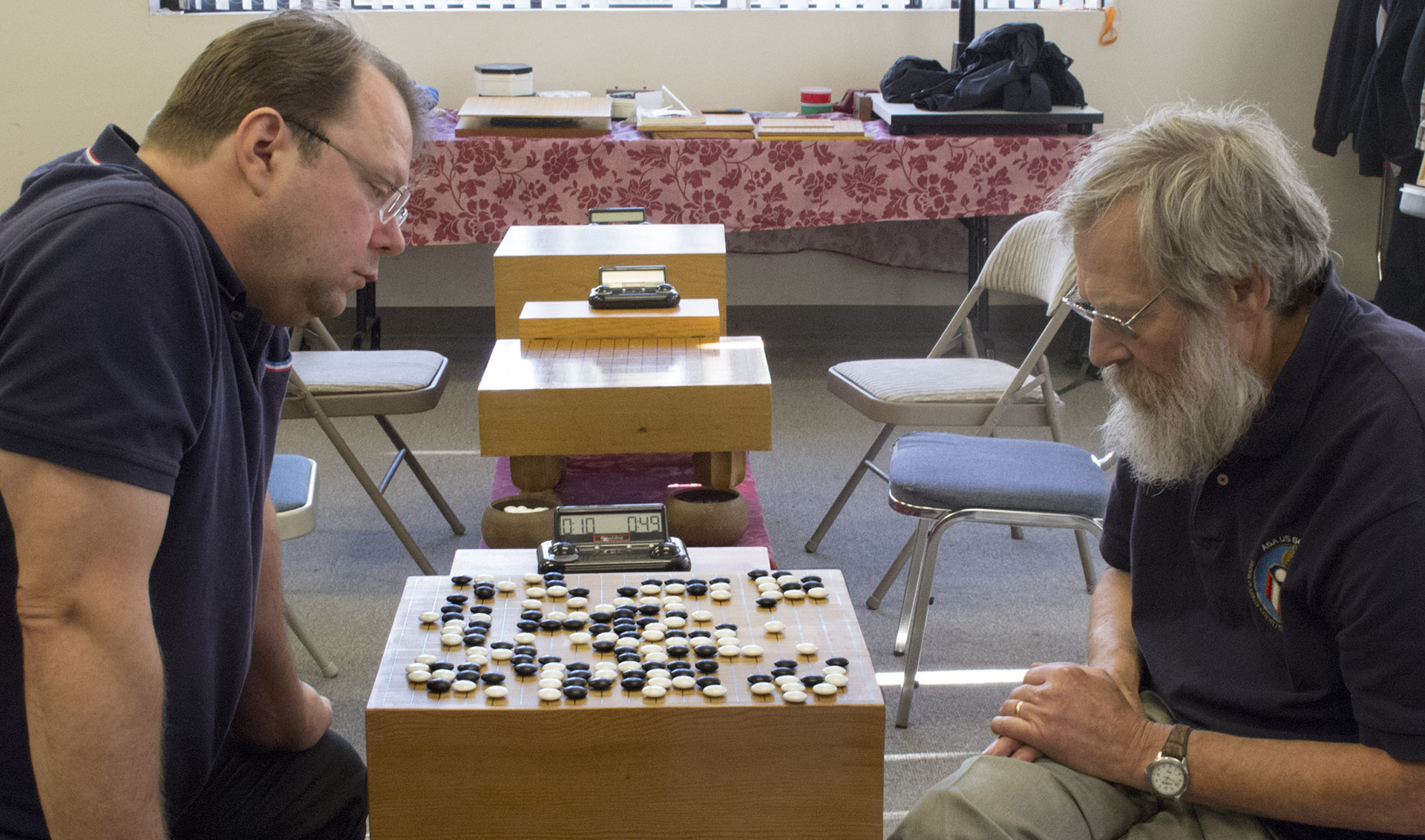 Ben Hakala and Chris Kirschner