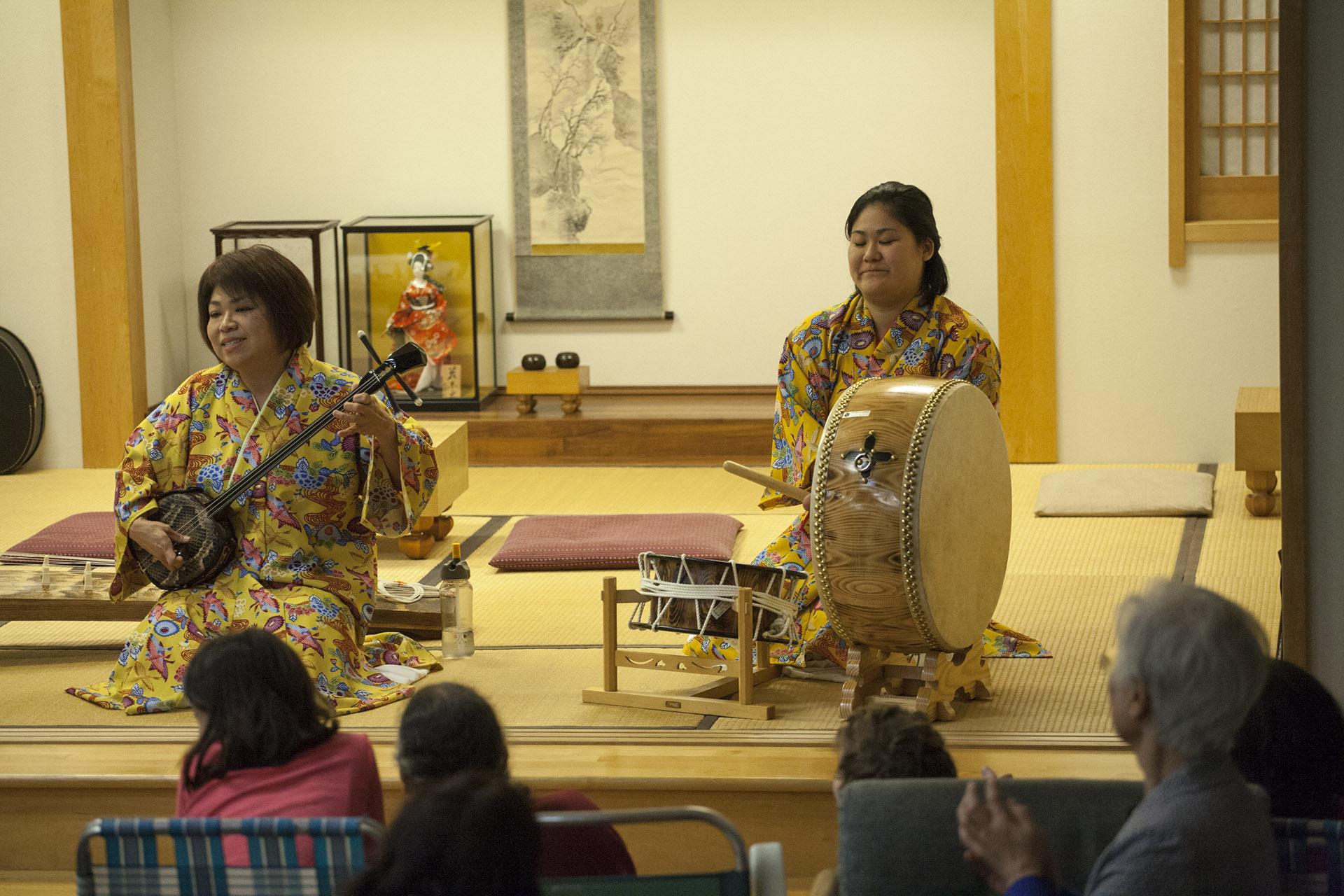 Okinawan Music by Mako and Noriko