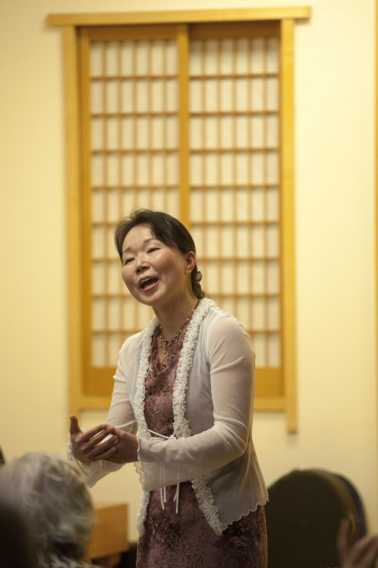 Fumi Tagata, soprano